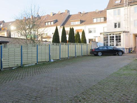 Parkplatz -parking -Parcheggio