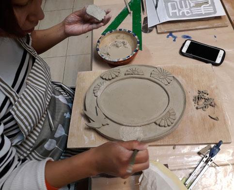 Taller cerámica Artístico