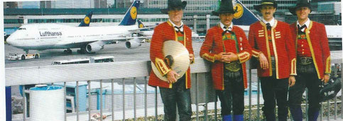 Konzertreise Frankfurt, 1997