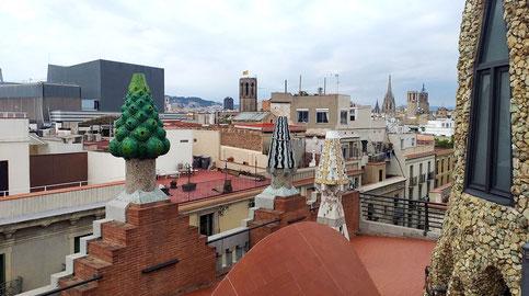 Отели в центре Барселоны, три звезды