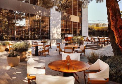 Лучшие отели 5* в верхней зоне Барселоны