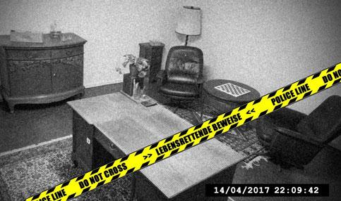 AARGAU ESCAPE - Room 1 - Lebensrettende Beweise