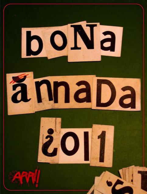 Bonne Année 2011 - Arri!