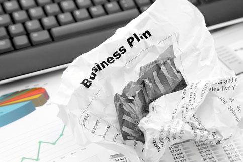 経営計画書・事業計画書が不要なイメージ