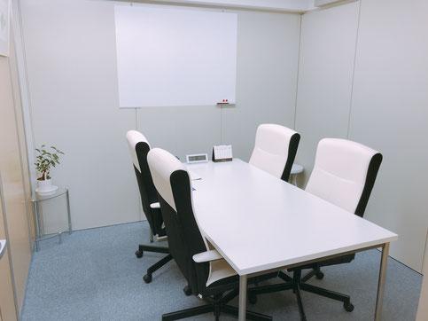 高橋孝司社会保険労務士事務所 応接室