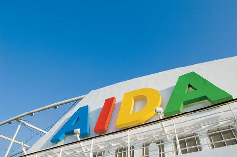 AIDA Internetpakete // © AIDA Cruises