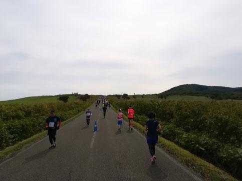 スタッフブログ オホーツク網走マラソンに参加しました 写真4