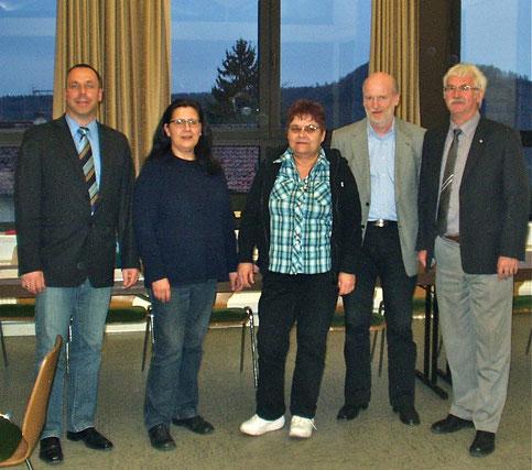 Vize-Landrat Helmut Jung lobt das Engagement des Odersbacher Kur- und Verkehrsvereins für einen nachhaltigen Tourismus.