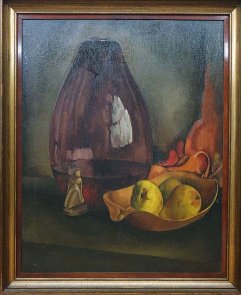 te_koop_aangeboden_een_stilleven_schilderij_van_de_bergense_school_schilder_cornelis_boendermaker_1904-1979