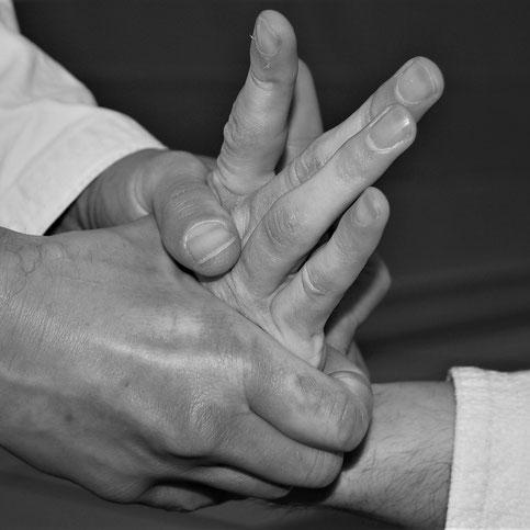 Kansetsu waza: Hebeltechnik