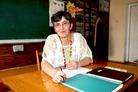 Куриляк  Мирослава  Іванівна - вчитель 3 класу