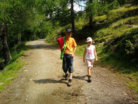 leichte, Tagestour, Familienfreundlich, fortgeschrittene, Alpe- Adria- Trail