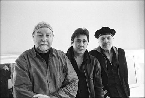 Henri Texier, Louis Sclavis, Aldo Romano