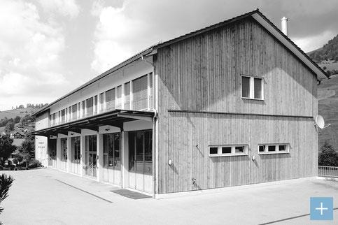 MEHRZWECKGEBÄUDE, STEIN