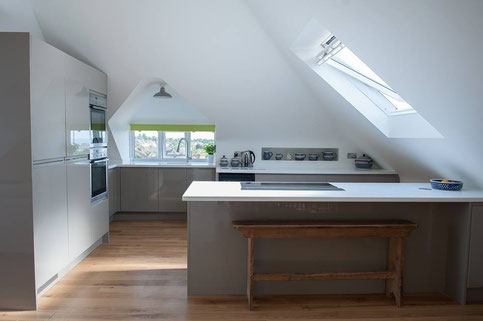 Brighton and Hove kitchen design small spaces