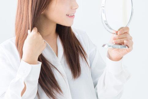女性の薄毛鍼灸治療 横浜