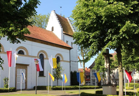 Kirchengemeinde Ss. Bartholomäus Johannes Baptist Milte