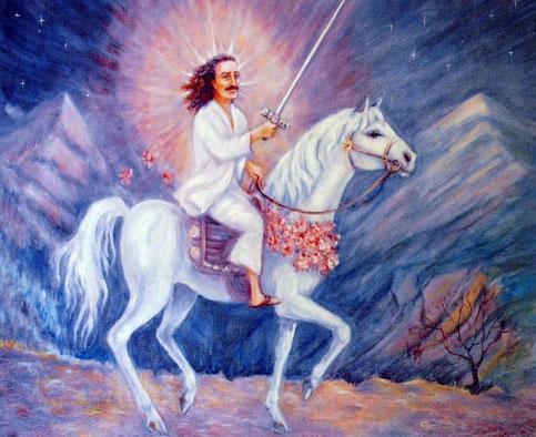 White Horse Avatar