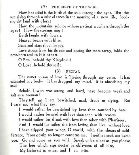 Courtesy of Meher Messenger magazine ; Vol.2 - No. 1 - 1930 - p.20