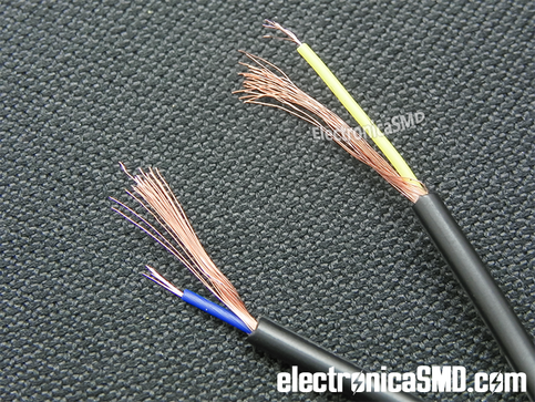 cable bocina guatemala, cable para altavoz, cable duplex audio, cable audio estereo stereo, guatemala, electronica, electronico