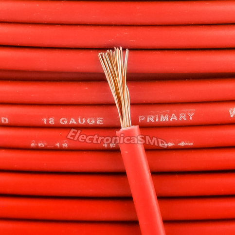 cable primario calibre 16 18 guatemala, electronica, electronico, cable audio, cable alimentacion, cable 18awg, cable 16awg, cable calibre 16 18, guatemala