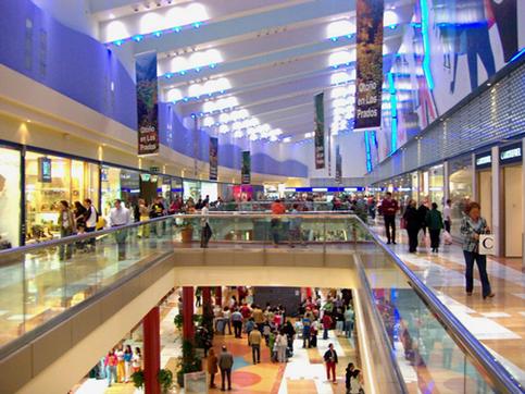Gestión Energética en Centros comerciales