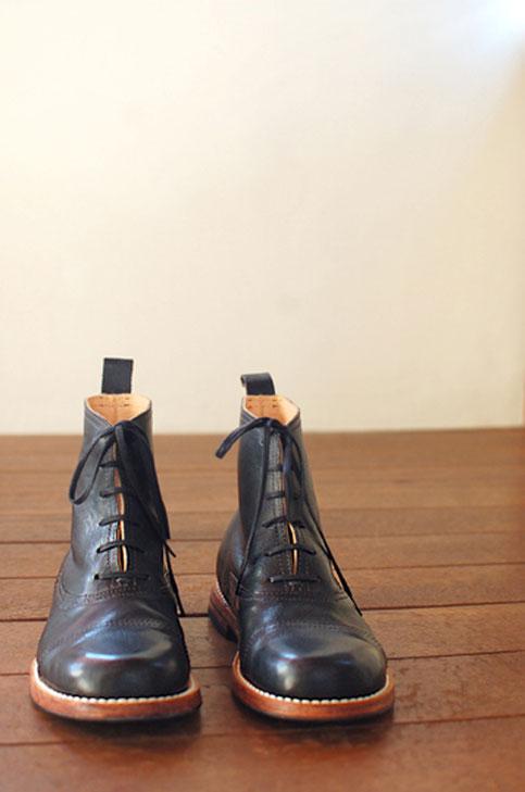 Balmoral short bootsショートブーツ
