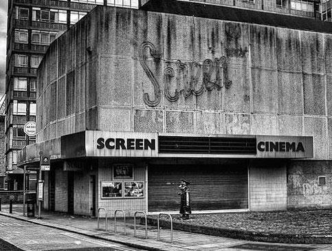 Dublin's Screen Cinema, 1972-2016.