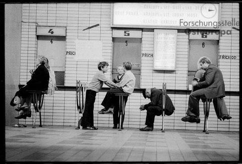 Foto: Ivan Kyncl (Archiv der Forschungsstelle Osteuropa)