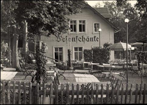 Freisitz in der DDR