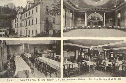 Nach dem Umbau von 1924