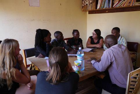 Somero Center, Uganda (© Somero + Brühl Stiftung)