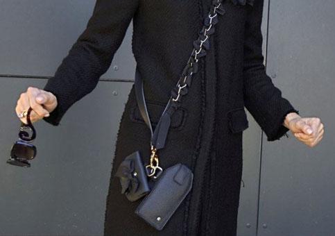 Leder Schlüsselband Coco - Set Lanyard mit Geldbörse & Handy Etui