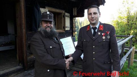 © Freiwillige Feuerwehr Bad Ischl