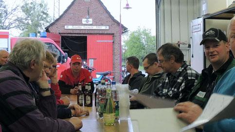 Einstimmig wurde das Vorhaben des Klinzer Alpenvereins von den Mitgliedern befürwortet.