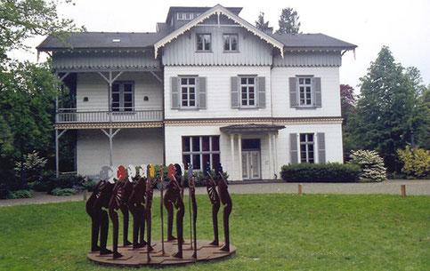 Villa Wuppermann, Leverkusen (Foto: Lucian Bergmann)