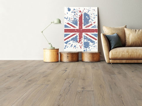 Bennett & Jones | Fine Handmade Wood Flooring | Britain`s Finest Kollektion | Oak No. 12 | Lancaster | BJ0911 | Landhausdiele