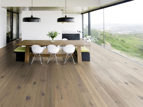 Bennett & Jones | Fine Handmade Wood Flooring | Shire-Landscapes Kollektion | Oak No. 2 | Cornwall | BJ1002 | Landhausdiele