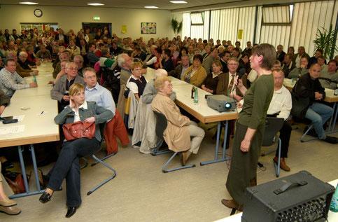 Bürgerversammlung am 20.04.2005