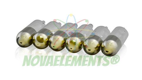 cesium metal argon sealed ampoule, cesium ampoule, cesium, cesium metal, buy cesium ampoule, buy cesium metal ampoule, buy cesium metal online