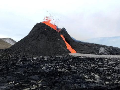 Vulkan Keilir (Foto: Ivan)