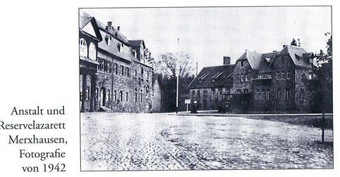 Anstalt und Resevelazarett  Foto von 1942