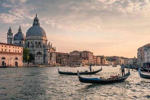 Deine Reise mit dem Orient Express, Stopp in Venedig, Luxus Zugreisen in Deinem Reisebüro in Berlin Brandenburg, Die REISEREI