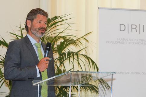 Dr. Gowin, Vorstand DRI