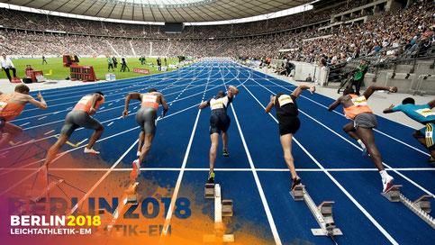 Leichtathletik-EM 2018 in Berlin