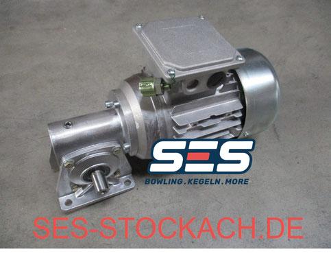55-406126-000 Schneckengetriebe Drehstrommotor KSA 914530 Worm gear motor
