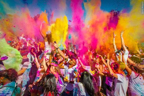 Apporte la couleur de ton âme au Monde !