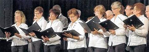 Jubiläumskonzert - 65 Jahre Frohsinn - 120414