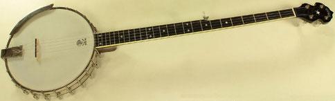 5弦 バンジョー ロングネック