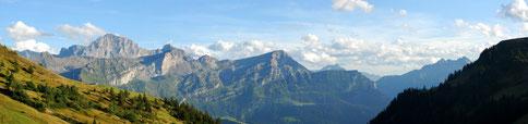 Panorama vom Selez